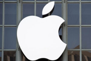 Apple Shares Dip Sales growth Forecast Slows Chip Shortage