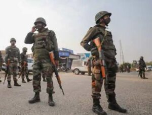 Protests In Rajouri Jammu And Kashmir After Grenade Attack On BJP Leader's House
