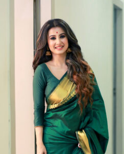 Monami Ghosh Physical Appearance