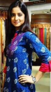 Roosha Chatterjee Physical Appearance
